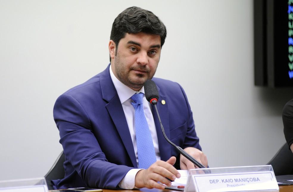 Deputado federal Kaio Maniçoba vai assumir Secretaria de Habitação de Pernambuco (Foto: Lúcio Bernardo Junior/Câmara dos Deputados)
