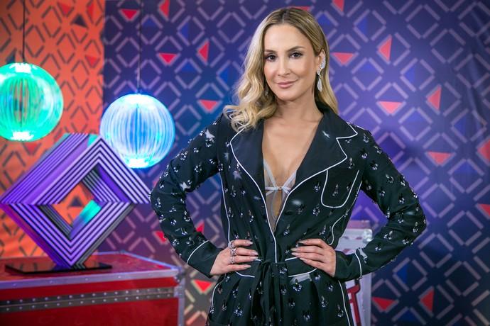 Claudia Leitte lacradora na estreia do The Voice Brasil! (Foto: Isabella Pinheiro/Gshow)