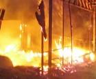 Governador condena ataque a terreiro no DF (Polícia Militar/Divulgação)