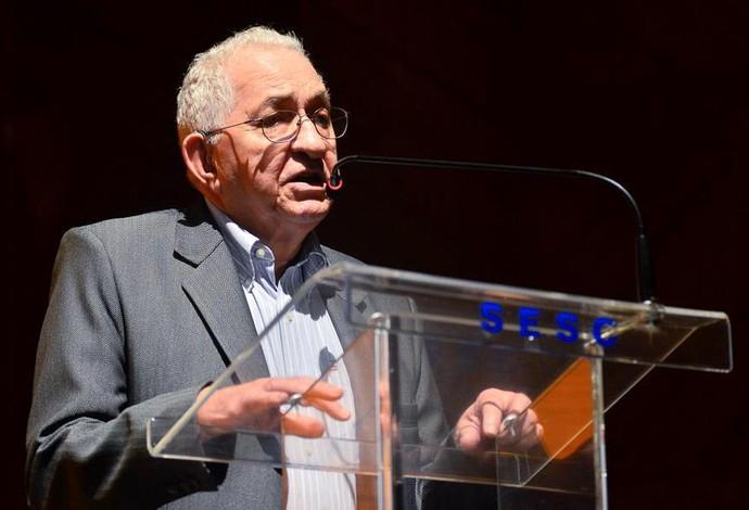 Aécio de Borba Vasconcelos presidente CBFS (Foto: Cristiano Costa/Fecomércio-DF)
