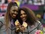 Com inflamação no ombro, Serena está fora de Montreal e só volta no Rio