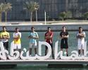 Nadal, Djoko e Murray começam 2015 com torneio de exibição em Abu Dhabi
