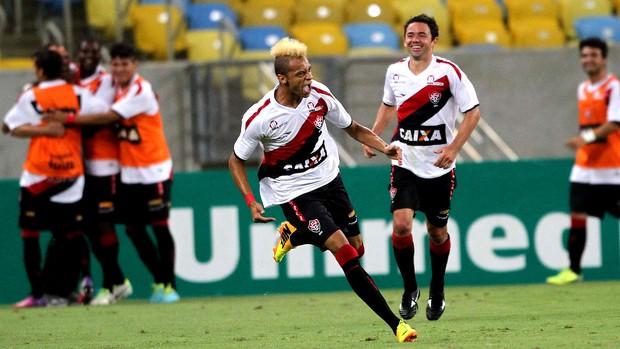 william henrique vitória gol fluminense (Foto: Márcio Mercante / Agência Estado)