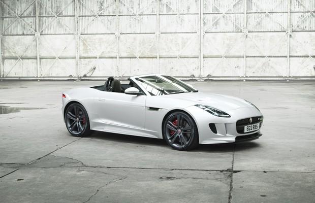 Jaguar F-Type British Design (Foto: Divulgação)