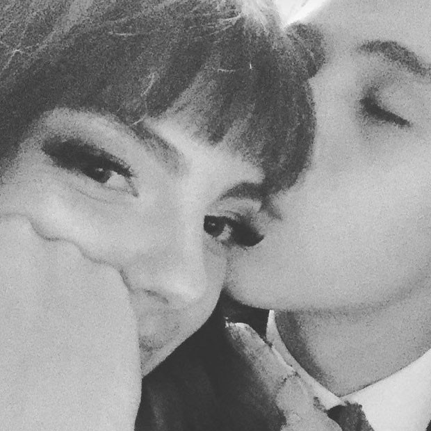 Beatriz Parizotto e João Guilherme (Foto: reprodução/Instagram)