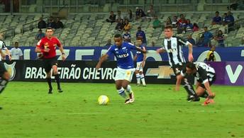 Os gols de Cruzeiro 2 x 2 Figueirense pela 2ª rodada do Brasileirão 2016