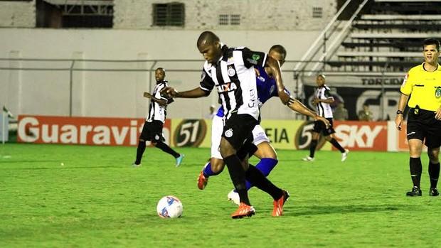 ASA x São Caetano, em Arapiraca (Foto: Ailton Cruz/ Gazeta de Alagoas)