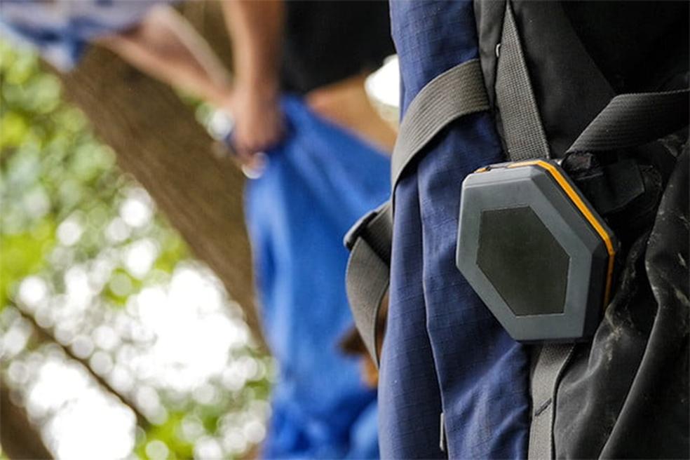 Dispositivo pode facilitar a vida de quem vai a pontos afastados, ou oferecer mais segurança em de emergência (Foto: Divulgação/Sonnet)