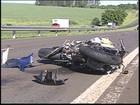 Empresário de Rio Preto morre em acidente de moto em Catiguá