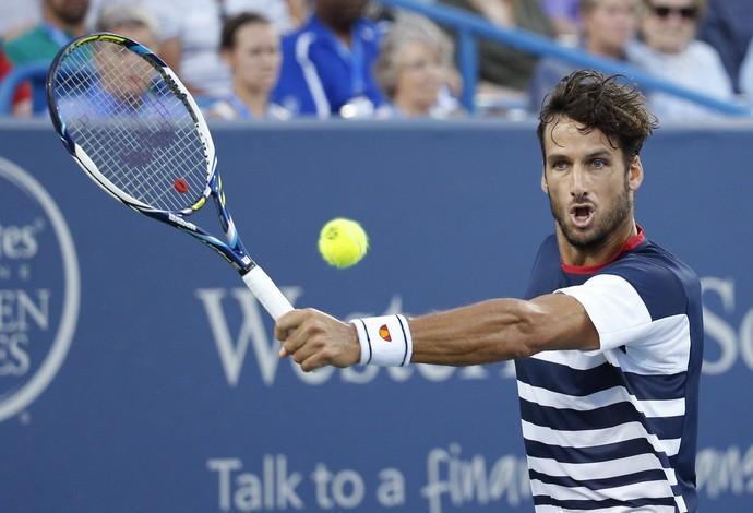 Feliciano Lopez Rafael Nadal Cincinnati (Foto: AP)