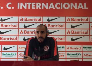 Danilo Fernandes Inter (Foto: Internacional/Divulgação)