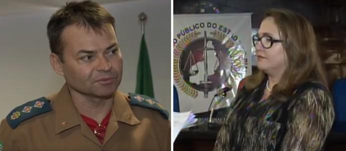 Corpo de Bombeiros x MP-PI (Foto: Reprodução/TV Clube)