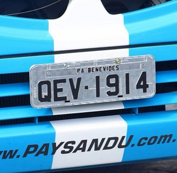 Ônibus, Payandu (Foto: Ascom Paysandu)