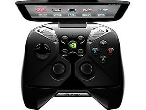 Detalhe da disposição de botões do Project Shield, videogame que é o próprio joystick (Foto: Divulgação)