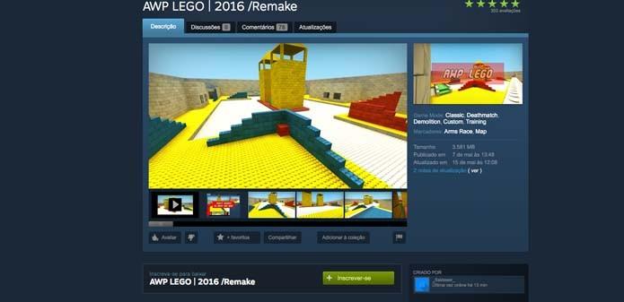 Como fazer o download e instalar mapas de CS:GO pelo Steam