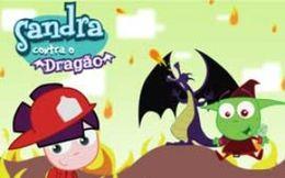 Sandra contra o Dragão