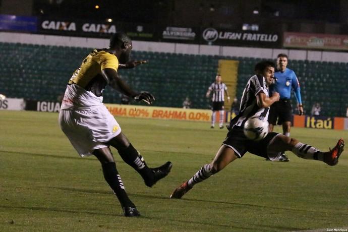 Rodrigo Souza Figueirense Criciúma (Foto: Luiz Henrique / Figueirense FC)