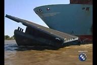 Oficiais definem prazos para retirada de rebocador que naufragou em rio do Pará