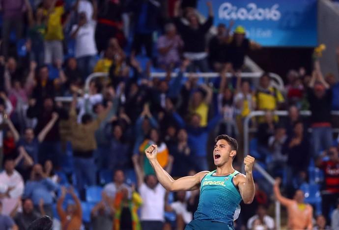 Thiago Braz  (Foto: Reuters)