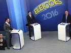 Cícero Almeida e Rui Palmeira debatem propostas na TV Gazeta