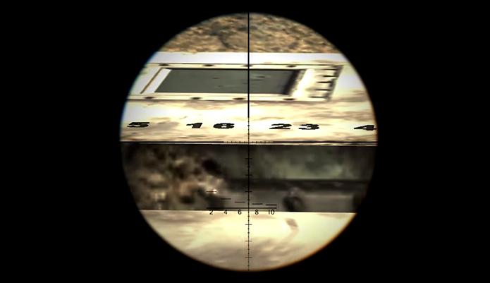 Escotilha de Lost está escondida em Call of Duty: MW3 (Foto: Reprodução/YouTube)