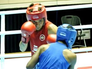Adriana Araújo Mundial de boxe (Foto: Divulgação/CBBOXE)