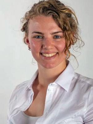Karlijn Keijzer, holandesa que fazia doutorado na Universidade de Indiana, nos Estados Unidos, tinha 25 anos e, além dos estudos, também era atleta de remo (Foto: Divulgação/Indiana University)