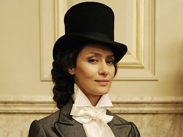 A avassaladora Mlle. Dorleac (Foto: TV Globo)