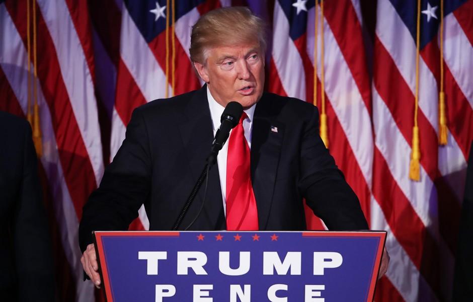 Donald Trump, presidente dos EUA (Foto: Getty Images)