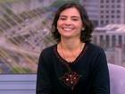 Soninha Francine é entrevistada pelo SPTV
