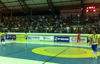 Canindé derrota Ribeirópolis novamente e está na final da CPTVSE