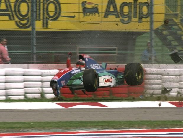 Barrichello Fórmula 1 F-1 1994 (Foto: Getty Images)
