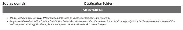 Opção de organizar downloads por endereço de site (Foto: Reprodução/André Sugai)