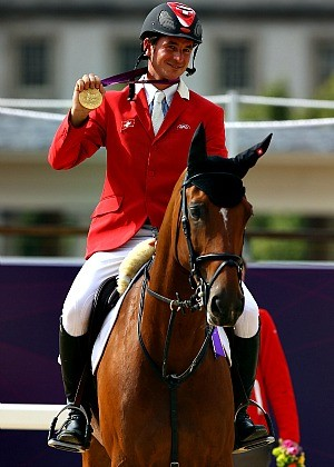 hipismo steve guerdat Londres 2012 final b (Foto: Getty Images)