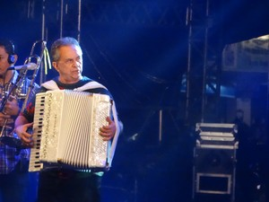 Flávio José (Foto: Paula Cavalcante/ G1)