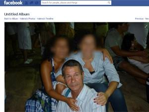 engenheiro baleado Rio de Janeiro (Foto: Reprodução/Facebook)