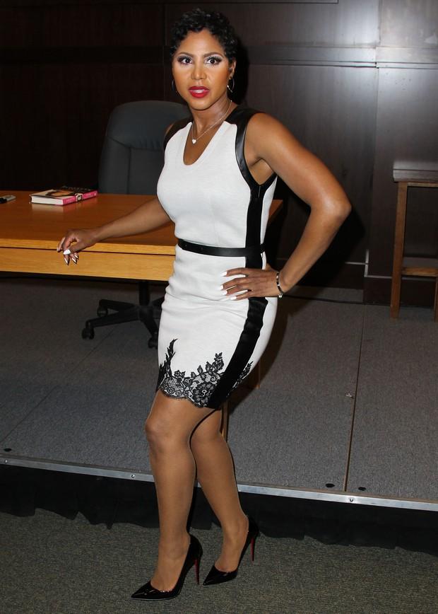Toni Braxton (Foto: Splash News/AKM-GSI / AKM-GSI )
