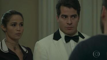 """Júlio fica nervoso ao ser chamado de """"culpado"""""""