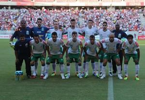 Luverdense empata com o Santa Cruz (Foto: Assessoria/Luverdense Esporte Clube)