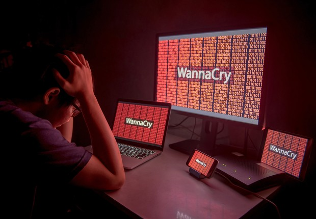 Wannacry (Foto: Thinkstock)