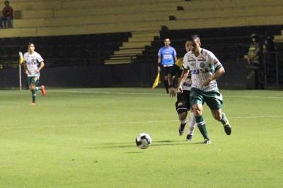 Andrei Alba Chapecoense (Foto: Cleberson Silva/Chapecoense)