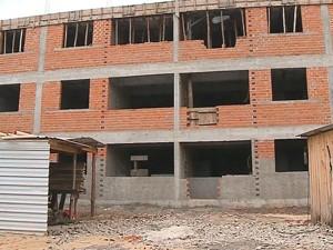 Casa indígena terá capacidade para 90 estudantes (Foto: Reprodução/RBS TV)