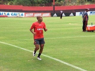 Sheik no Flamengo (Foto: Gustavo Rotstein)