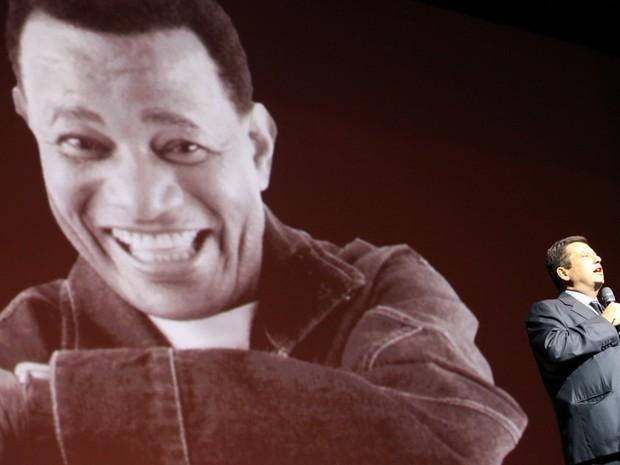 Homenagem a Jair Rodrigues no Prêmio da Música Brasileira (Foto: Claudio Andrade e Thyago Andrade / Foto Rio News)