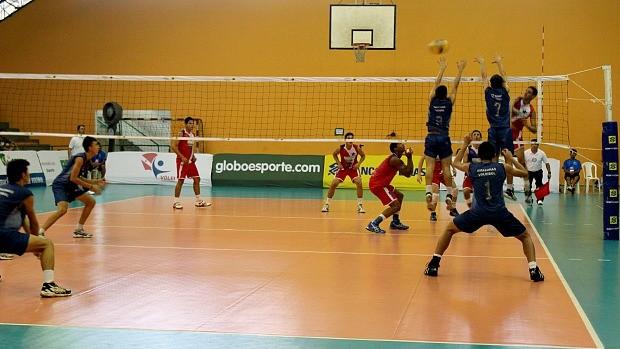 Campeonato Brasileiro de Seleções Infanto-Juvenis (Foto: Adeilson Albuquerque)