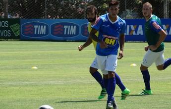 Jogadores do Cruzeiro têm que suar  a camisa antes da folga de carnaval