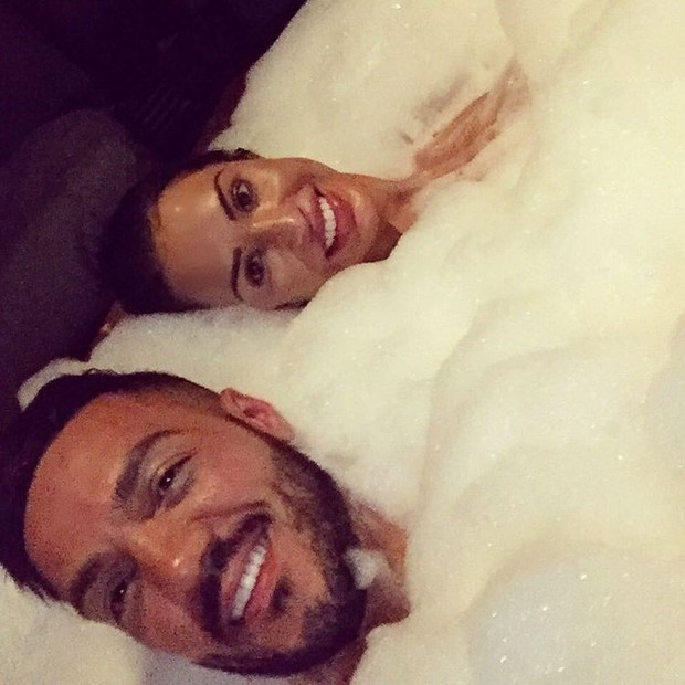 Belo e Gracyanne Barbosa (Foto: Instagram / Reprodução)