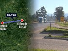Obras de duplicação da BR-290 são retomadas no Rio Grande do Sul