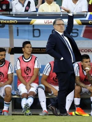 BLOG: Argentina está mais uma vez na final