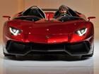Lamborghini apresenta novo Aventador J em Genebra
